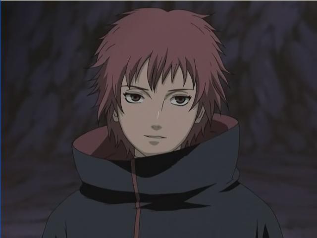 ¿A que personaje de anime/manga os gustaría pareceros? Sasori