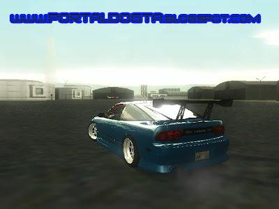 SA-Nissan 180sx RPS13