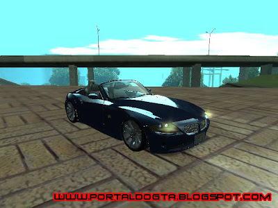 SA - BMW Z4 2004