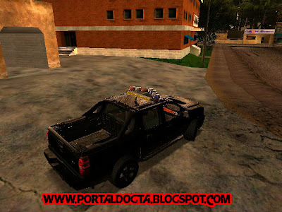 Chevrolet Avalanche Police