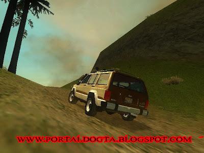 Mods GTA San Andreas Jeep Cherokee