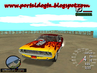 Dodge Challenger RT 70' EXTREME Edition