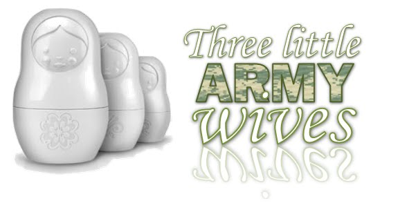 Three Little Army Wives