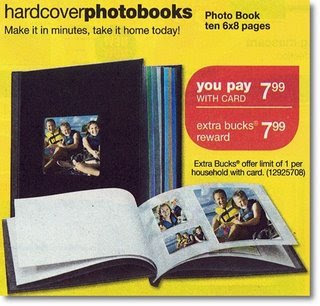 make 5 free photo books at cvs this week mylitter one deal at a