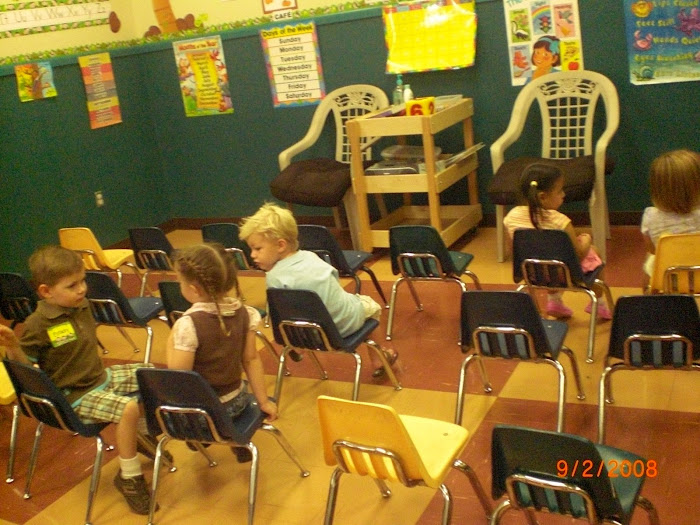 Justin's Classroom