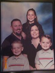 Durrant Family 2008