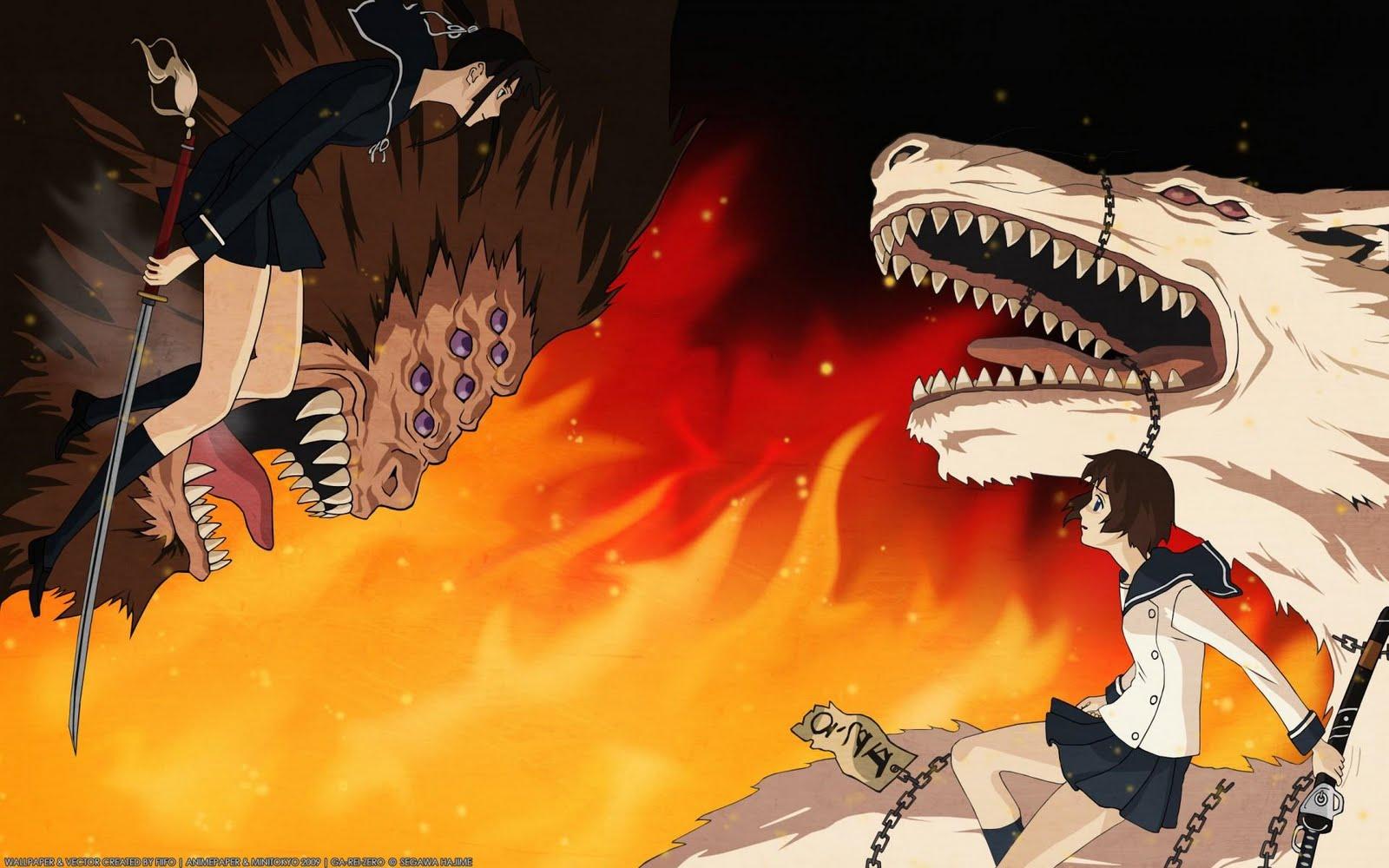 The World Of Anime Ga Rei Zero