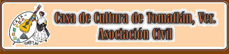 Casa de Cultura de Tomatlán, Ver., A. C.