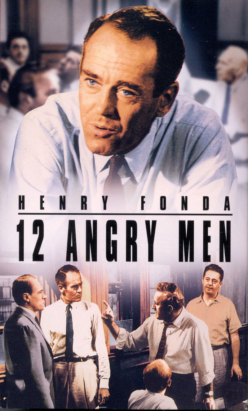 movie 12 angry men by sidney Watch: sidney lumet's 'twelve angry men' tells a silent story.