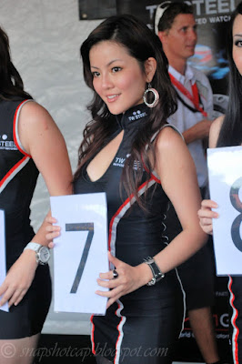 Malaysia TW Steel models contestant