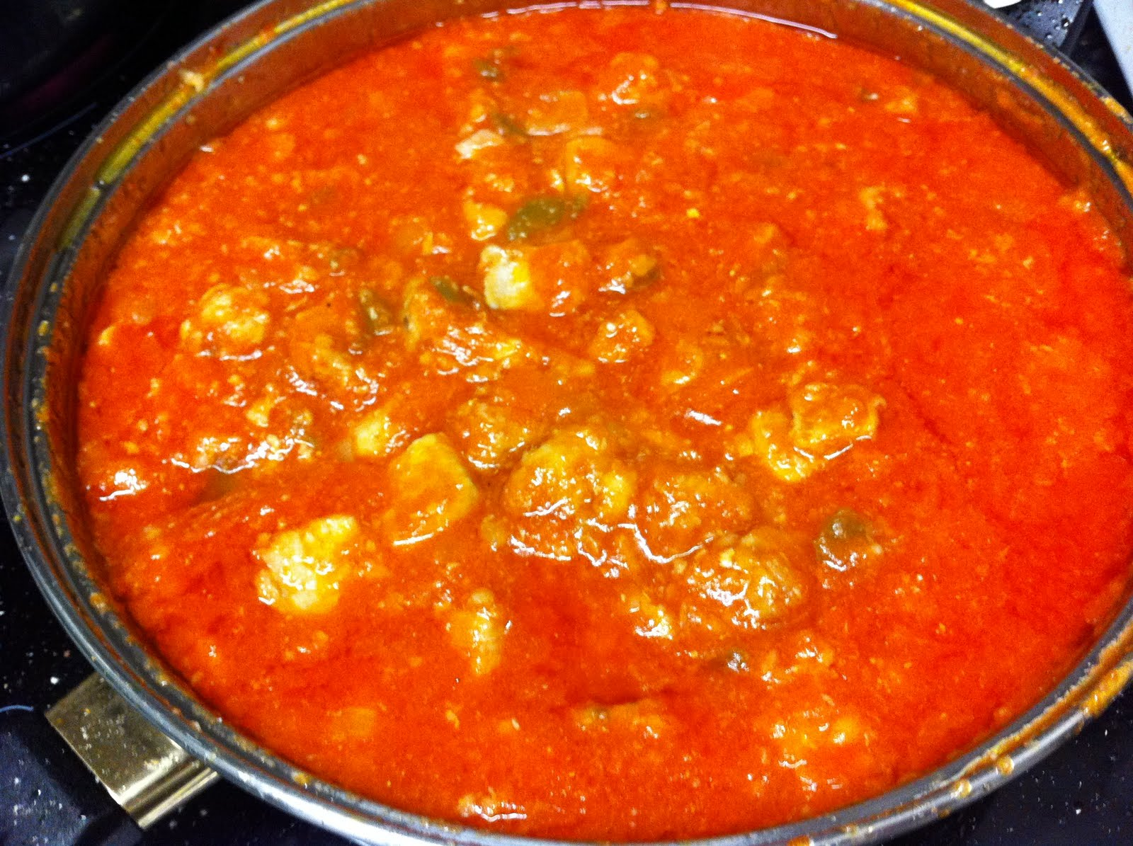 Cocinar entre amigos atun con tomate Cocinar con 5 ingredientes