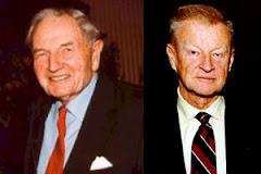 Rockefeller/Brzezinski