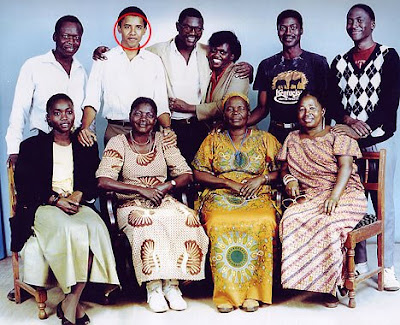 barack obama family history. detailing his family tree,