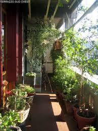 Casa della Mamma: Un terrazzo...\'di ringhiera\'