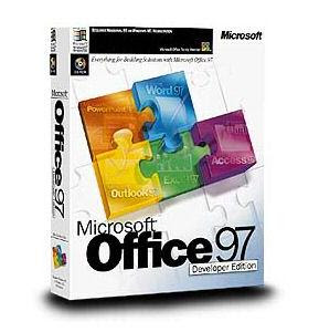 Microsoft Office 97 Spanish serial key or number