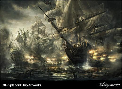 Barcos a la deriva