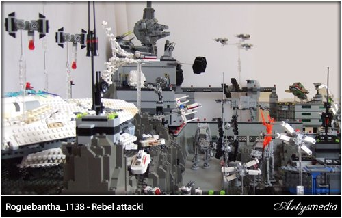 Roguebantha_1138 - Rebel attack!