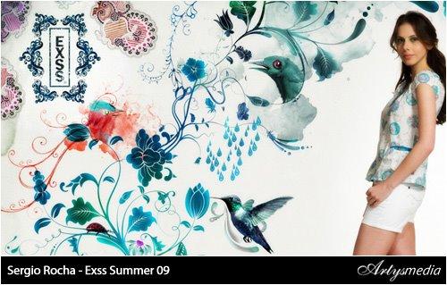 Sergio Rocha - Exss Summer 09