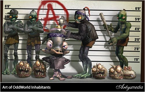 The Art Of Oddworld Inhabitants Pdf Converter