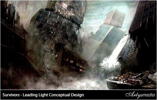 Survivors - Leading Light Conceptual Design