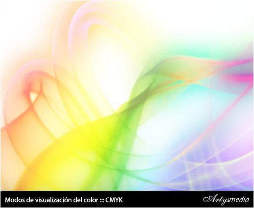Modos de visualización del color ::: CMYK