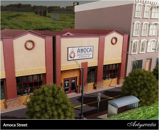 Amoca Street