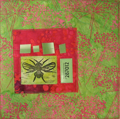 e  i co wrote the art quilt