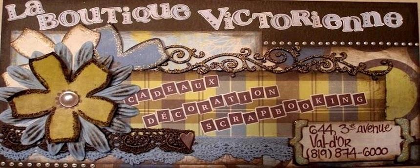 la boutique Victorienne