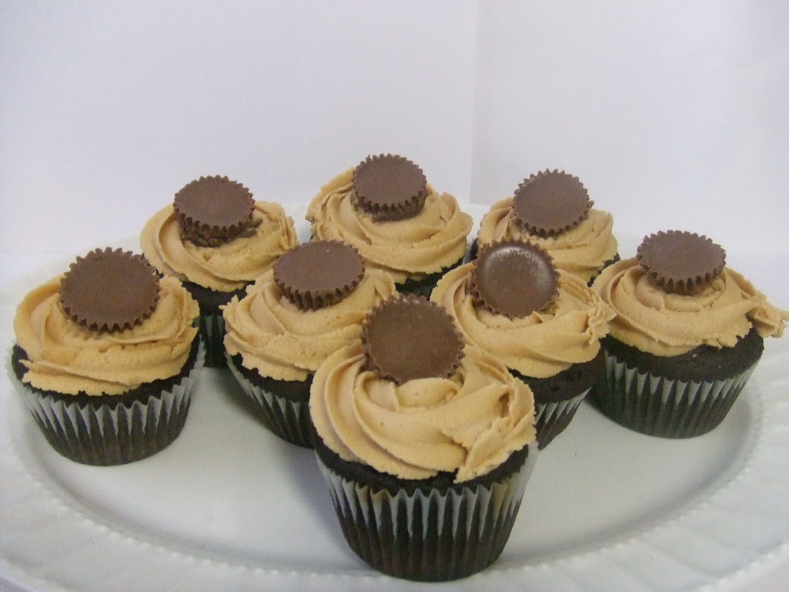 ... Frosting: Peanutbutter and Chocolate...makes everything better