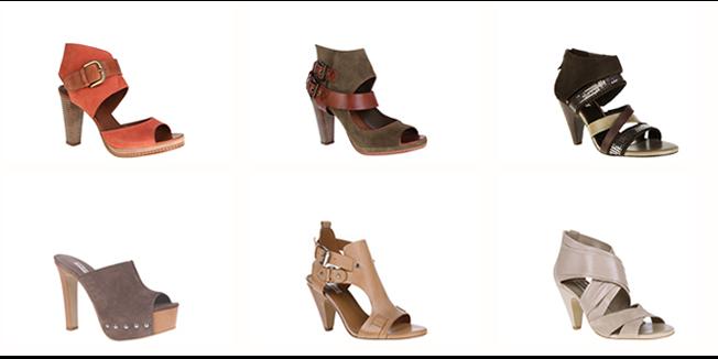 modelos de sapatos femininos arezzo