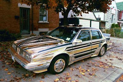 a Pimpin' Pontiac 6000