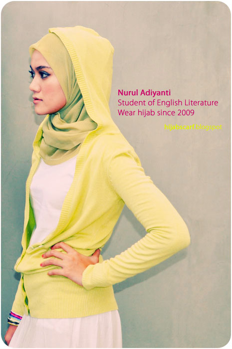 ... Adiyanti Hijab Scarf Hijab Fashion Trade Sunday 13 May 2012 Style