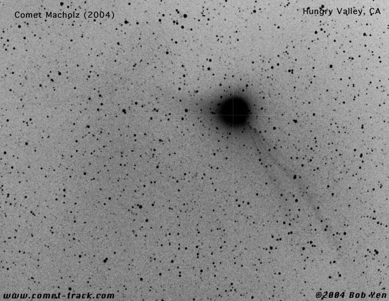 Comet Photo