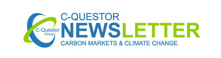 C-Questor Carbon Markets and Climate Change News Letter