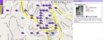 Habiter-Ici Map