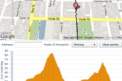 Maps Mania Elevation For Maps API For Flash - Elevation data google maps