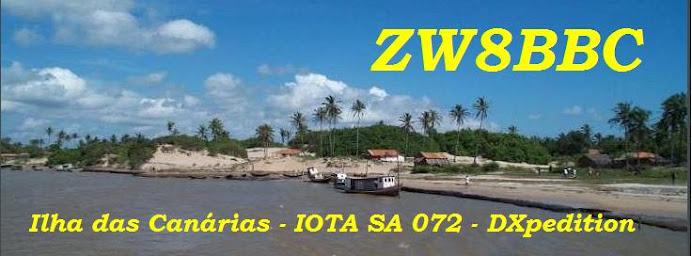 ZW8BBC Canary Island - IOTA SA 072