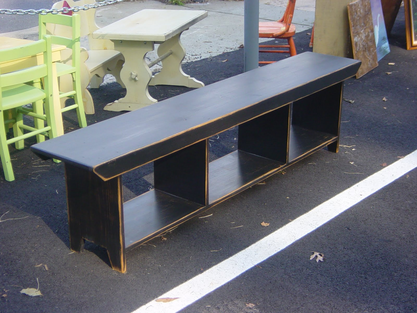 Snddesigns Primitive Style Benches