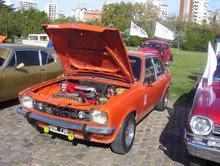 Bura nos presenta su Opel terminado