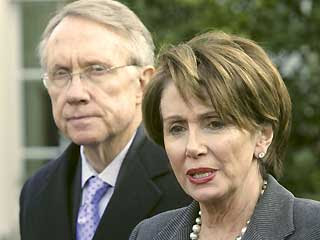 Pelosi and Reid