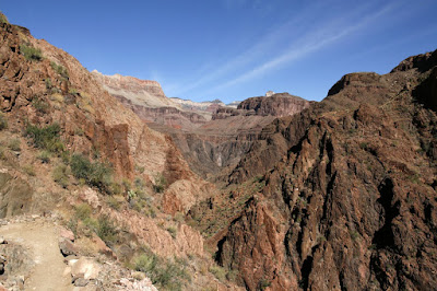 Bright Angel Trail Ascent