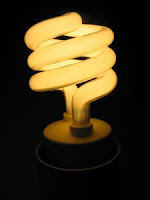 CFL - Compact Fluorescent Light Bulb