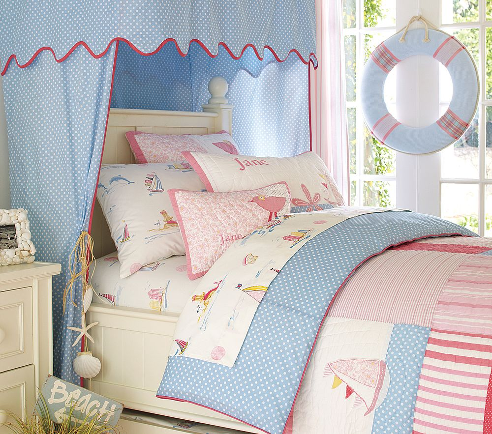 sophistication style simplified nautical theme for girls