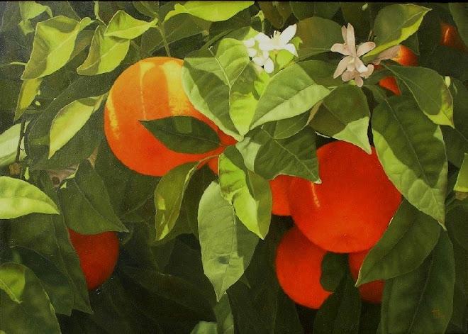 Naranjas de Carratraca