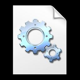 Icono que representa un archivo dll