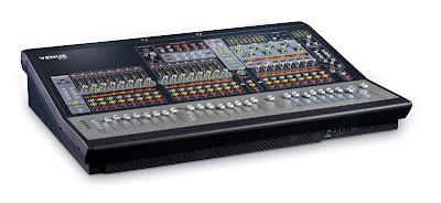 Fotografia de esta enorma consola de sonido