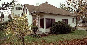 Fotografía de la casa de Hendrix