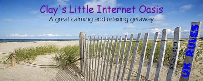 Clay's Little Internet Oasis