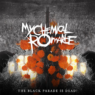 The Black Parade Is Dead My Chemical Romance caratulas