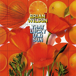 Brian Wilson That Lucky Old Sun caratula arte de tapa portada cd cover ipod